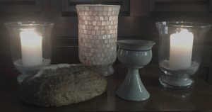 Objects used in Uniting Church Rituals